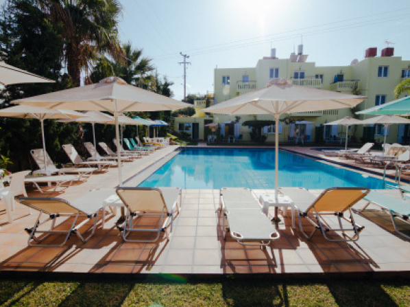 Kalithea Apartments (heated pool)