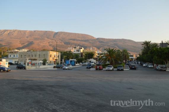 'Souda Square' - Chania